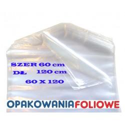Worki foliowe 60x120